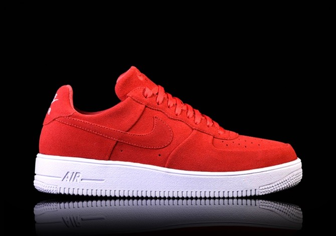 the latest 39e61 77d91 NIKE AIR FORCE 1 ULTRAFORCE RED por €102,50 | Basketzone.net