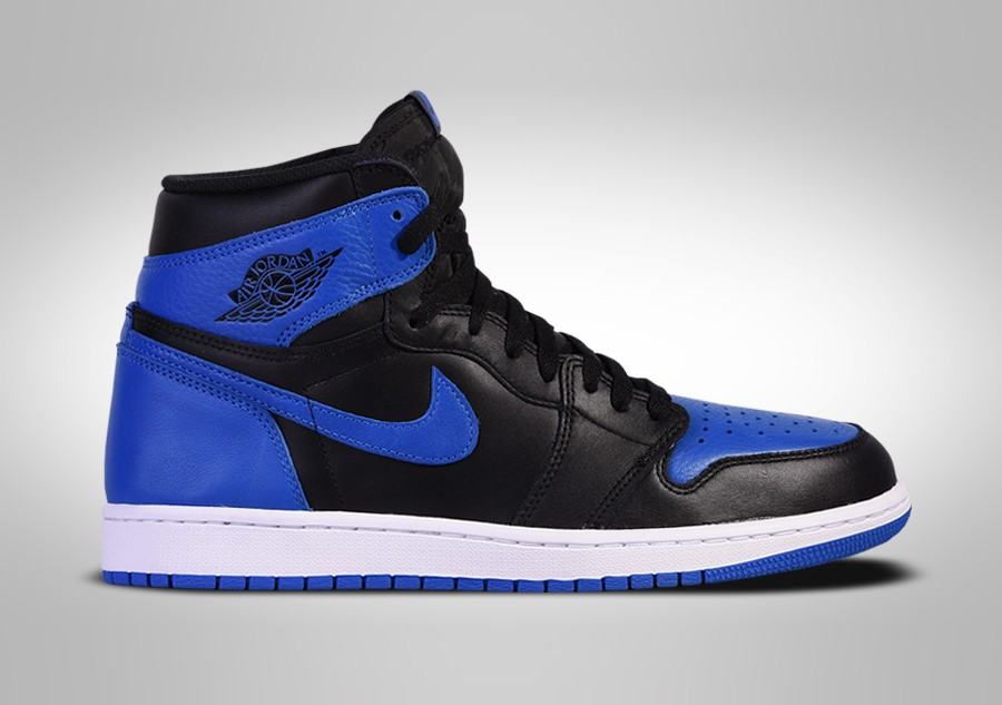 running shoes buy sale offer discounts NIKE AIR JORDAN 1 RETRO HIGH OG ROYAL BG (SMALLER SIZE) price ...