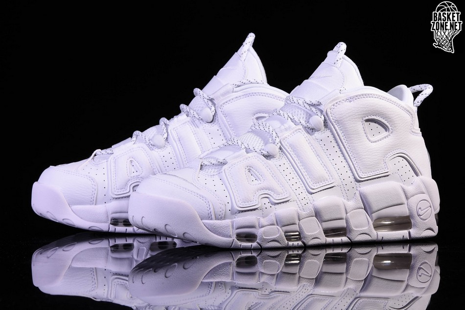 Nike Air More Uptempo turquesa