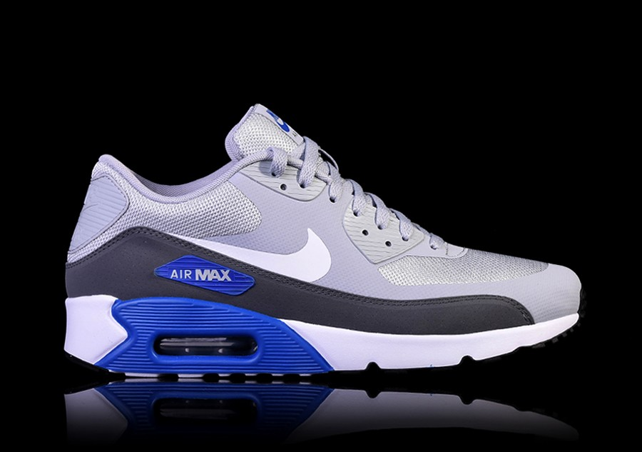 NIKE AIR MAX 90 ULTRA 2.0 ESSENTIAL WOLF GREY pour €122,50 ...