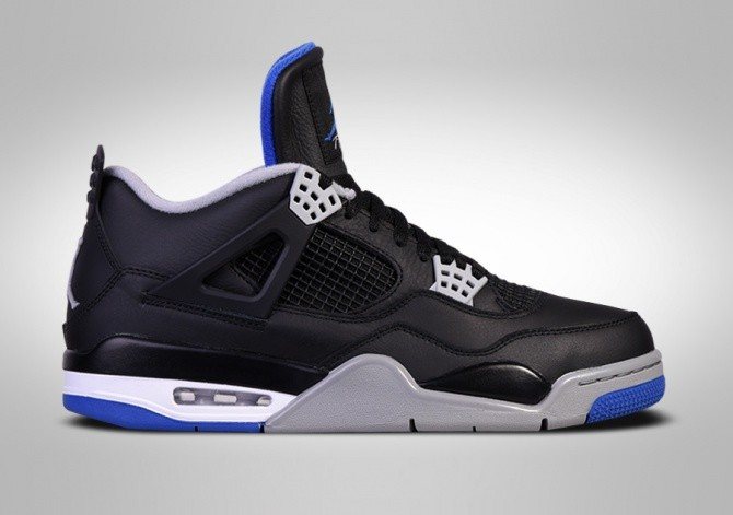 NIKE AIR JORDAN 4 RETRO GAME ROYAL