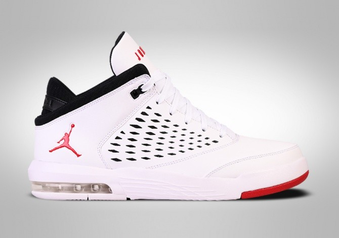 NIKE AIR JORDAN FLIGHT ORIGIN 4 WHITE FIRE RED