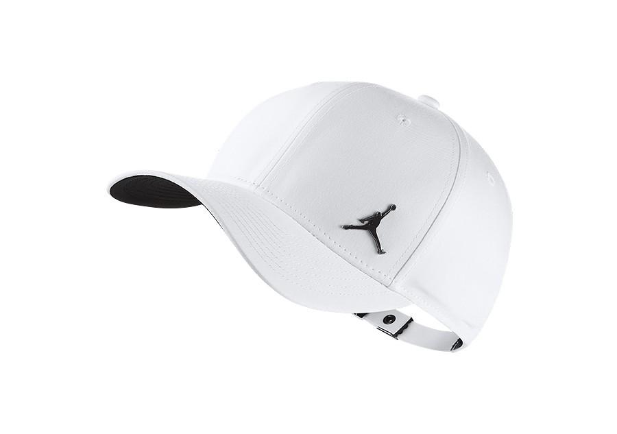 3971bc138ee29 NIKE AIR JORDAN CLASSIC99 METAL JUMPMAN HAT WHITE price €27.50 ...