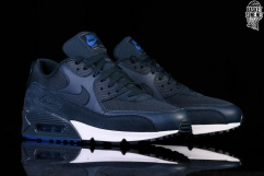 finest selection d37a4 9b786 NIKE AIR MAX 90 ESSENTIAL NAVY BLUE