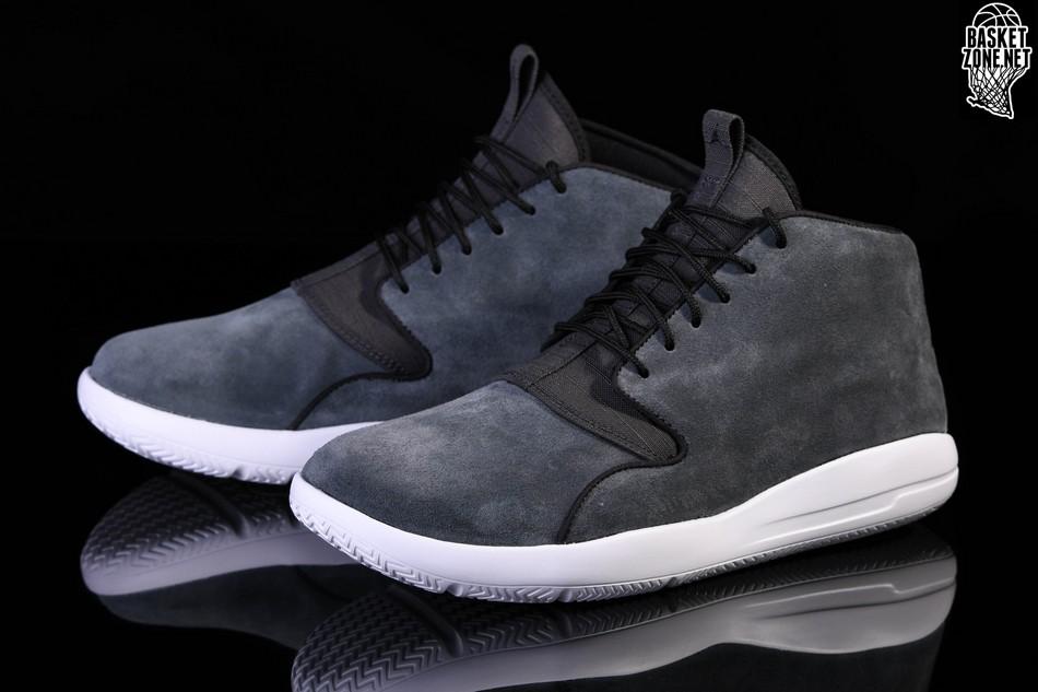 dc5a2955faa 881453-004 UK 9.5 Nike Air Jordan Eclipse Chukka Woven Black EU 44.5 US 10.5