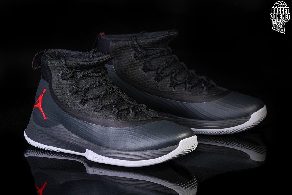 24770437d404 NIKE AIR JORDAN ULTRA.FLY 2 ANTHRACITE RED JIMMY BUTLER price €97.50 ...