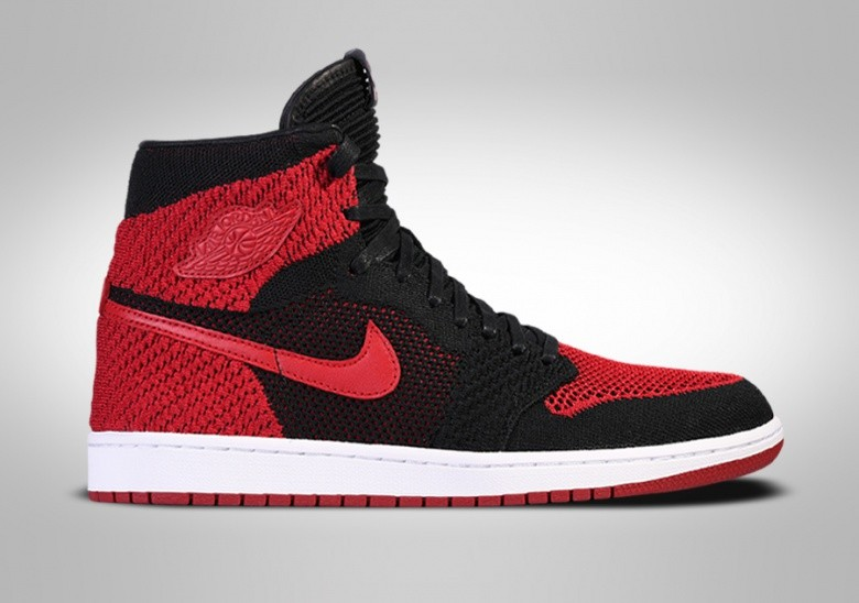 1ba5ae3659a8 NIKE AIR JORDAN 1 RETRO HIGH FLYKNIT BANNED für 9817