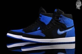 NIKE AIR JORDAN 1 RETRO HIGH FLYKNIT ROYAL BLUE Modré cena 3407 b84e0cf7ce1