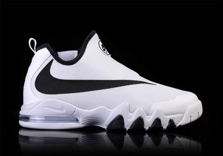 NIKE BIG SWOOSH WHITE/BLACK-WHITE