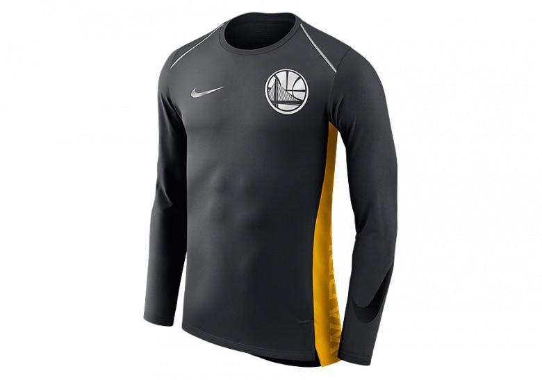 new concept 0e74a ef0f9 NIKE NBA GOLDEN STATE WARRIORS HYPER ELITE TOP BLACK PINE voor €65 ...