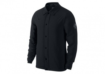 NIKE KYRIE JACKET COACH BLACK