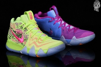 d28c50b5bb9a NIKE KYRIE 4 CONFETTI LIMITED EDITION price €277.50
