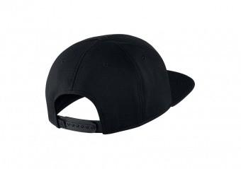 521560f91fc NIKE AIR JORDAN JUMPMAN SNAPBACK HAT BLACK GYM RED price €25.00 ...