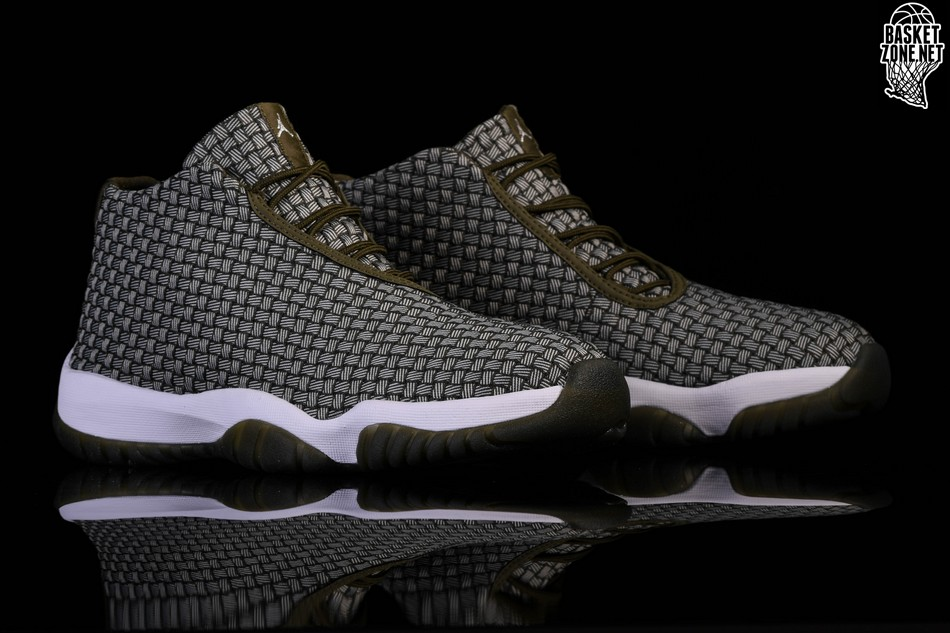 aa70283cfda94a NIKE AIR JORDAN FUTURE DARK GREEN price €109.00