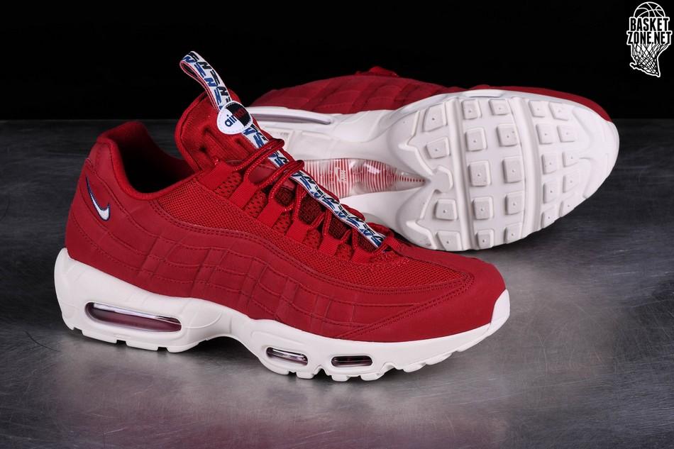 online retailer 83f27 36588 NIKE AIR MAX 95 TT GYM RED