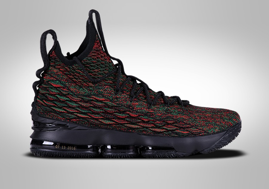 outlet store 3745f ff099 NIKE LEBRON 15 BHM LIMITED price €162.50   Basketzone.net