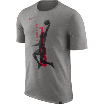 NIKE NBA JAMES HARDEN HOUSTON ROCKETS TEE