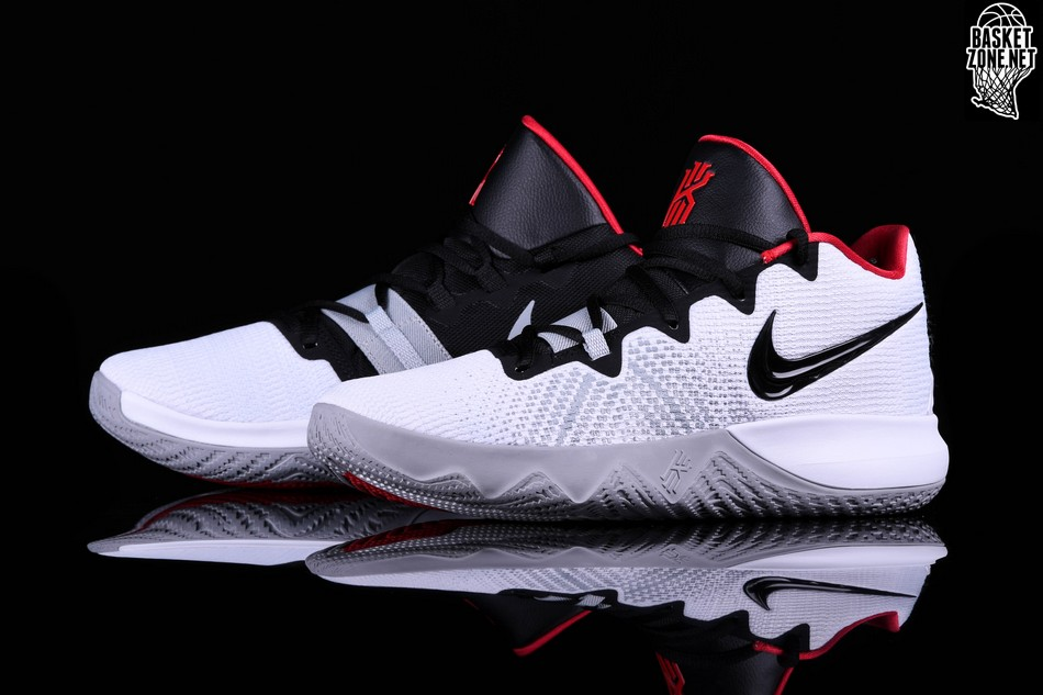 b65f96692f06 NIKE KYRIE FLYTRAP WHITE BLACK UNIVERSITY RED price €82.50 ...