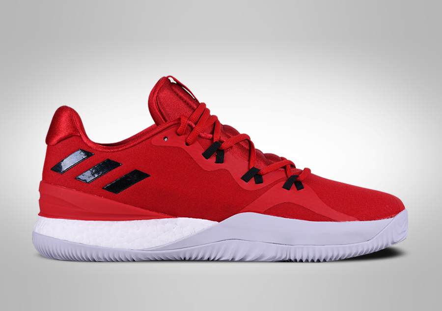 adidas crazy light boost czerwone