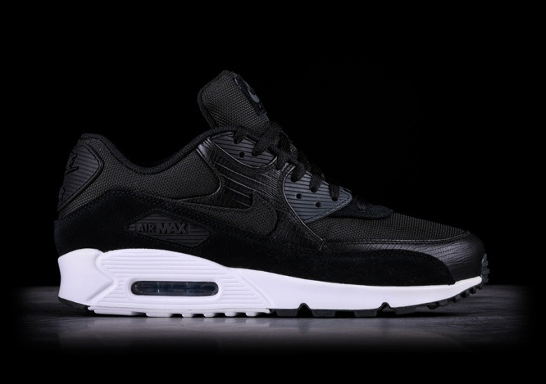 NIKE AIR MAX 90 PREMIUM BLACK für €129,00 |