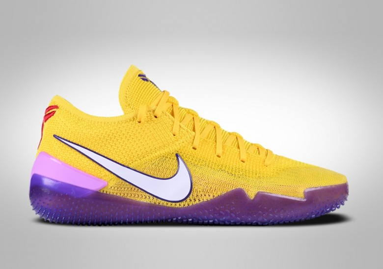 designer fashion c7eb0 e2014 NIKE KOBE AD NXT 360 LAKERS