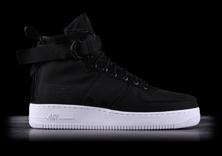 competitive price e105b 15ea0 NIKE SF AIR FORCE 1 MID BLACK