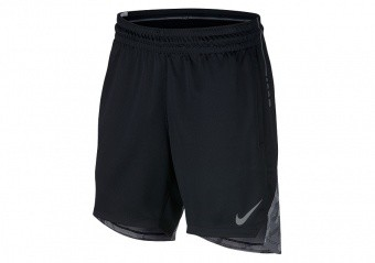 NIKE WOMEN'S ELITE SHORTS BLACK