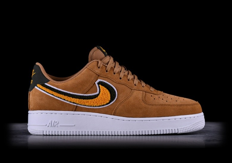 lowest price de19d 42472 NIKE AIR FORCE 1  07 LV8 MUTED BRONZE