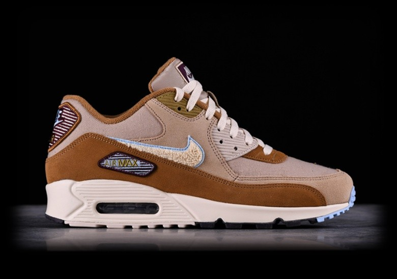 NIKE AIR MAX 90 PREMIUM SE MUTED BRONZE