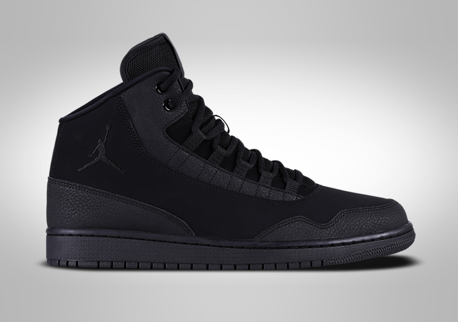 NIKE AIR JORDAN EXECUTIVE TRIPLE BLACK Buty Do Koszykówki
