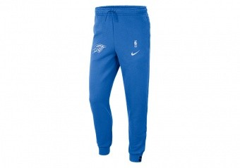 NIKE NBA OKLAHOMA CITY THUNDER COURTSIDE PANTS SIGNAL BLUE