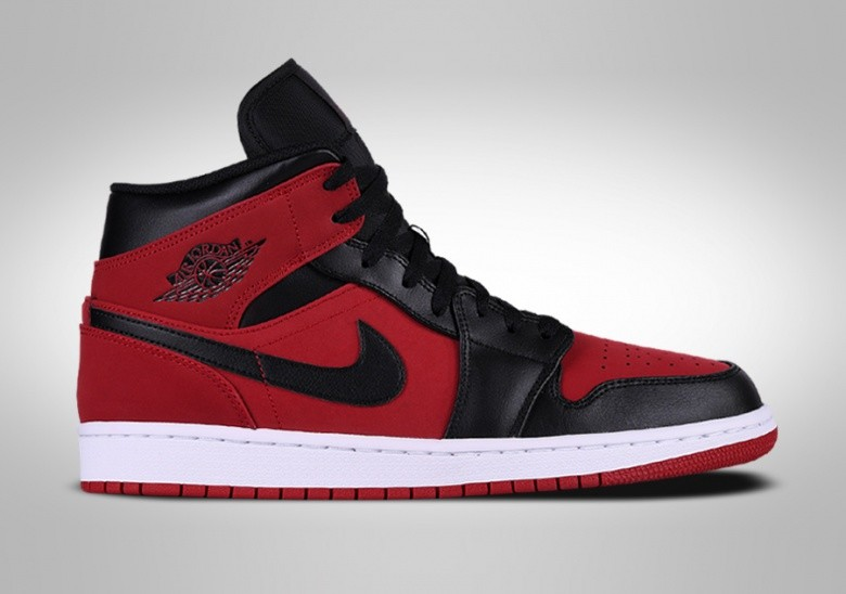 NIKE AIR JORDAN 1 RETRO MID BANNED