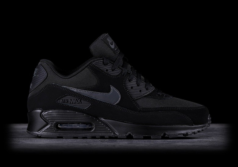 7e6011bfab992 NIKE AIR MAX 90 ESSENTIAL BLACK für €122,50 | Basketzone.net