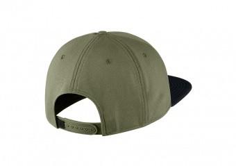 53ca8295503 NIKE AIR JORDAN JUMPMAN SNAPBACK HAT OLIVE CANVAS BLACK price €25.00 ...