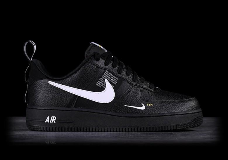 Buty Damskie Nike Air Force 1 Low '07 Lv8 Utility Black