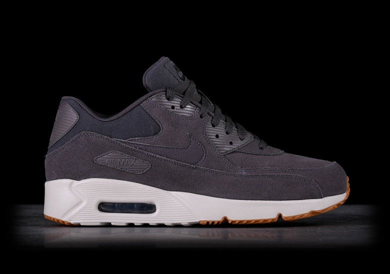 Nike Air Max 90 Ultra 2.0 LTR | Gray | Sneakers | 924447 004