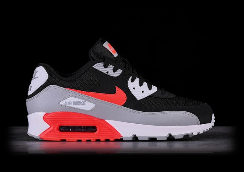 NIKE AIR MAX 90 ESSENTIAL INFRARED price </p>                     </div>   <!--bof Product URL --> <!--eof Product URL --> <!--bof Quantity Discounts table --> <!--eof Quantity Discounts table --> </div>                        </dd> <dt class=