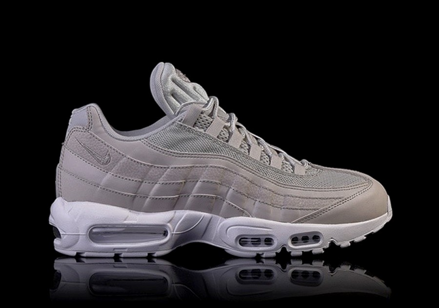 factory price 8a16e 7ff7e NIKE AIR MAX 95 ESSENTIAL PALE GREY price €152.50   Basketzone.net