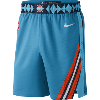 best sneakers 33573 e70a2 Product NIKE NBA OKLAHOMA CITY THUNDER THERMA FLEX SIGNAL BLUE is no longer  available. Check out other offers products