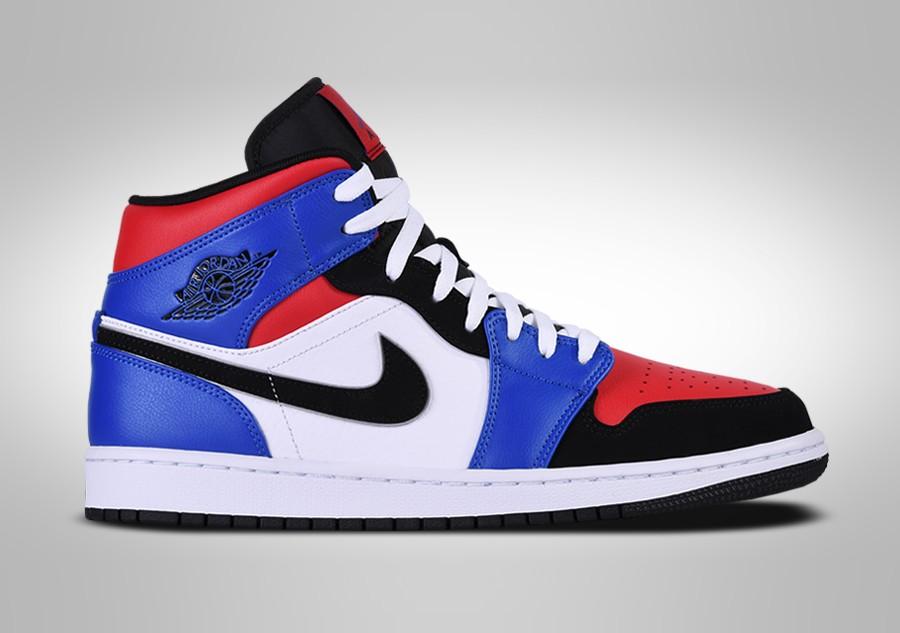 Nike Air Jordan 1 Mid SE Top 3 Lakers r.42