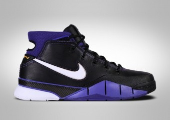 huge discount 60e27 78687 SCARPE DA BASKET. NIKE ZOOM KOBE 1 PROTRO BLACK OUT