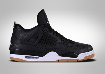 factory price 35bc6 02ae1 CHAUSSURES DE BASKET. NIKE AIR JORDAN 4 ...
