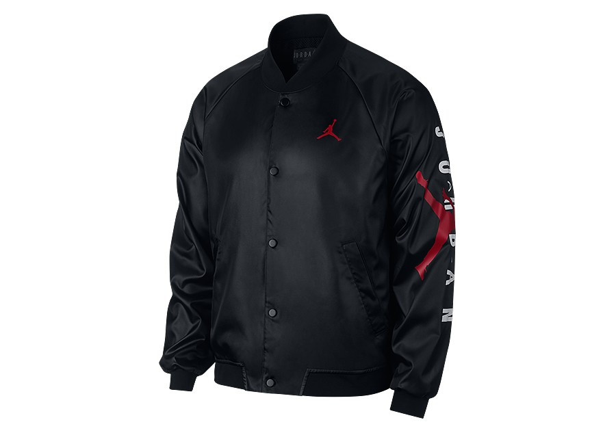 7c0a1e7cf4ce17 NIKE AIR JORDAN JUMPMAN AIR STADIUM JACKET BLACK price 6735.00 ...