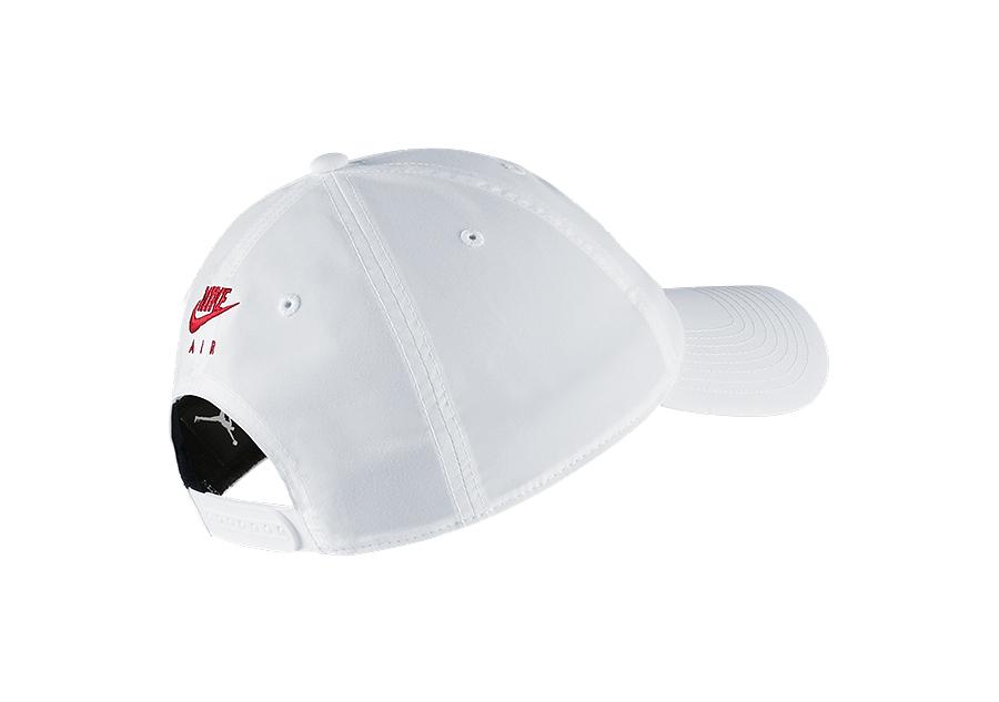 40264b7a6de2fc NIKE AIR JORDAN HERITAGE86 LEGACY FLIGHT HAT WHITE price €27.50 ...