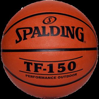 SPALDING TF-150 OUTDOOR FIBA LOGO (SIZE 5)