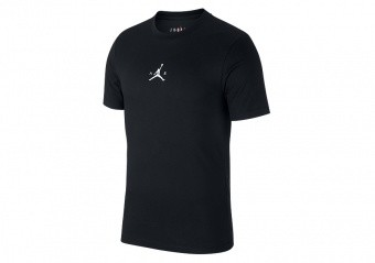 NIKE AIR JORDAN JBSK PHOTO TEE BLACK