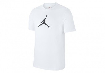 NIKE AIR JORDAN ICONIC 23/7 TEE WHITE