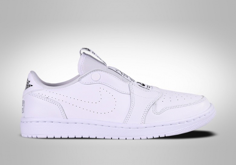 NIKE AIR JORDAN 1 RETRO LOW SLIP WMNS WHITE