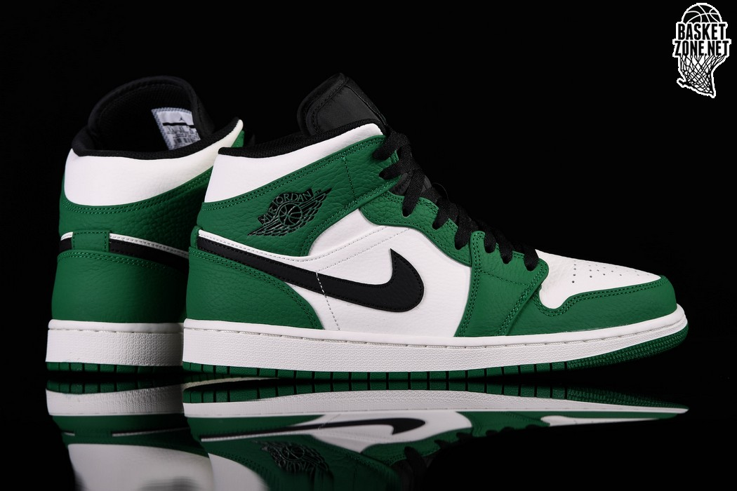 39777512162520 NIKE AIR JORDAN 1 RETRO MID SE PINE GREEN price €122.50