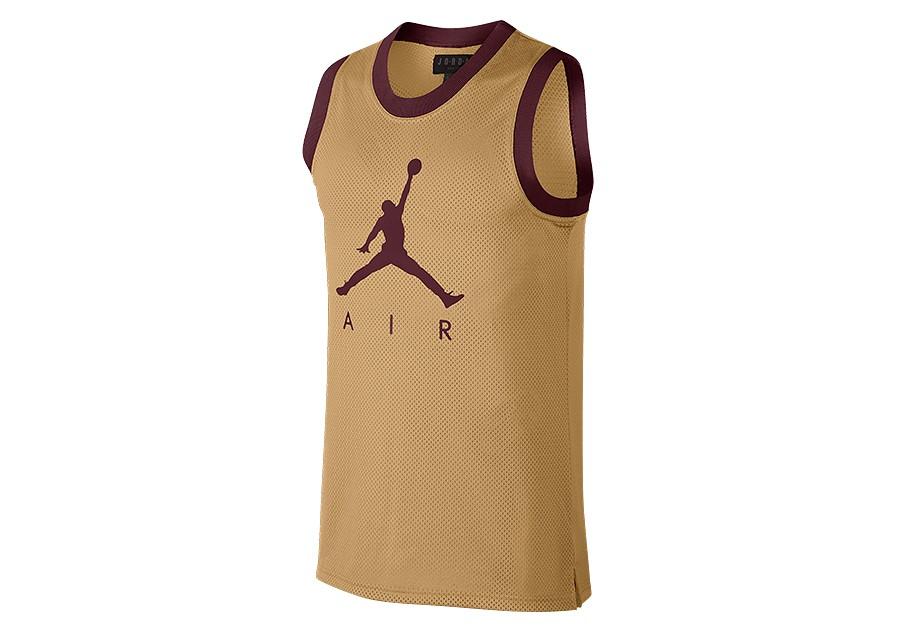 622490d2533 NIKE AIR JORDAN SPORTSWEAR JUMPMAN MESH JERSEY CLUB GOLD price €52.50 |  Basketzone.net